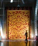 Rotorua Energy Events Centre - Bay Trust Forum Doors