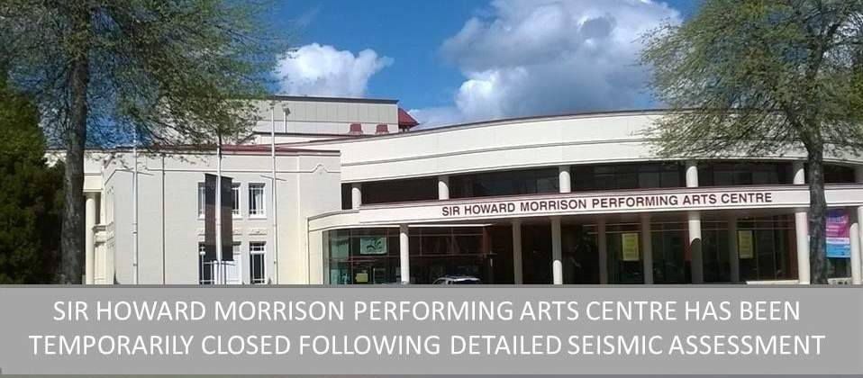 Sir-Howard-Morrison-Performing-Arts-Centre-Closure-Message