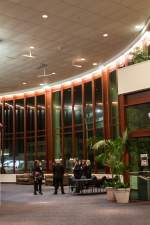 Sir Howard Morrison Performing Arts Centre - South Foyer